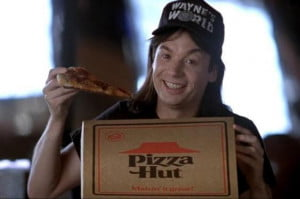 Wayne's World Product Placement Scene