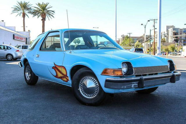waynes world amc pacer sold at auction