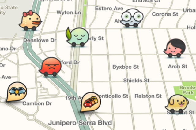 waze reminds parents to get the kids out