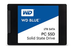 wd blue  tb ssd review