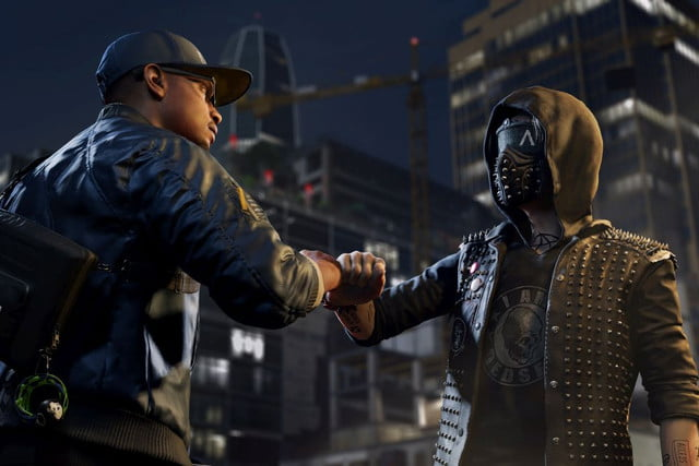 watch dogs  multiplayer modes are now active wd multi