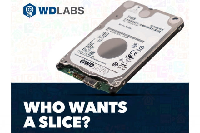 western digital pidrive storage for raspberry pi wdlabs