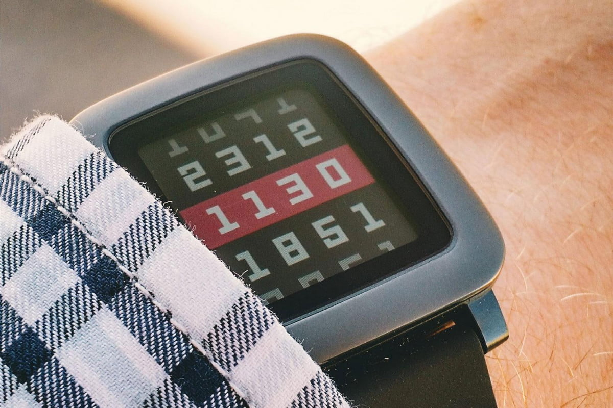 pebble smartwatch event february  news time