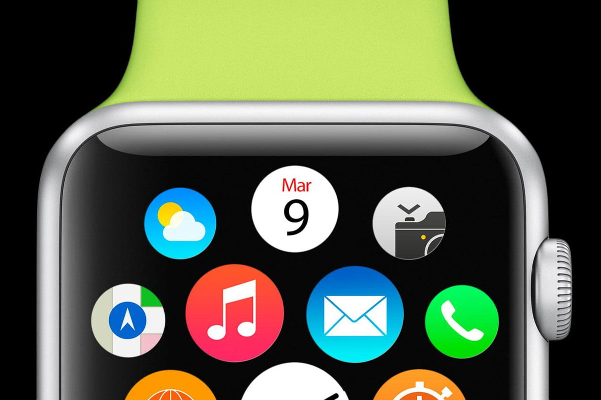 theres no killer app in the first  apple watch apps wear next