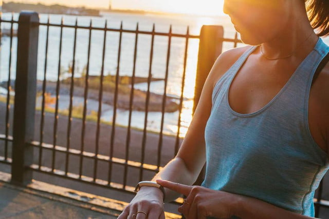 admit fitness trackers much showing working wear next