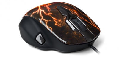 SteelSeries World of Warcraft legendary gaming mouse front