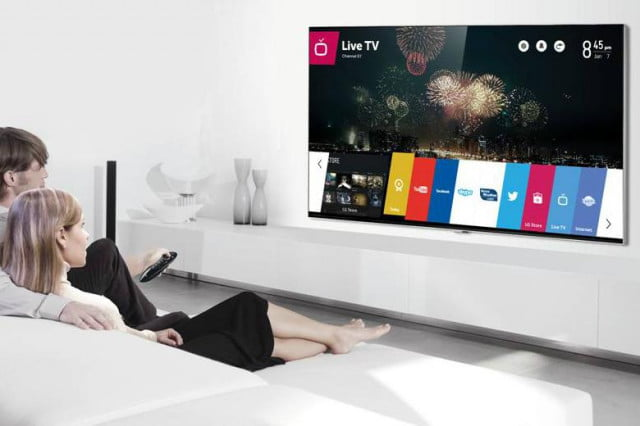 lg sells  million webos smart tvs