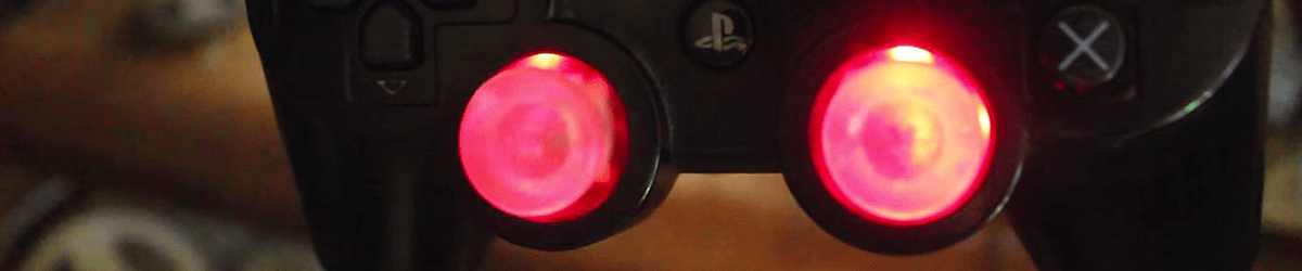 Weekend Workshop: How to install LED joystick lights on a PlayStation controller