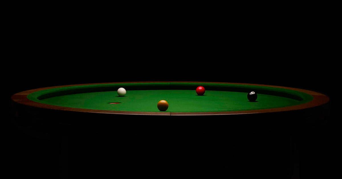 How to build an elliptical pool table digital trends for How to build a billiard table