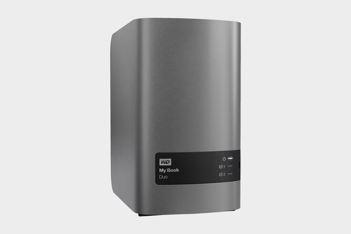 Western Digital 16TB My Book Duo Thumb