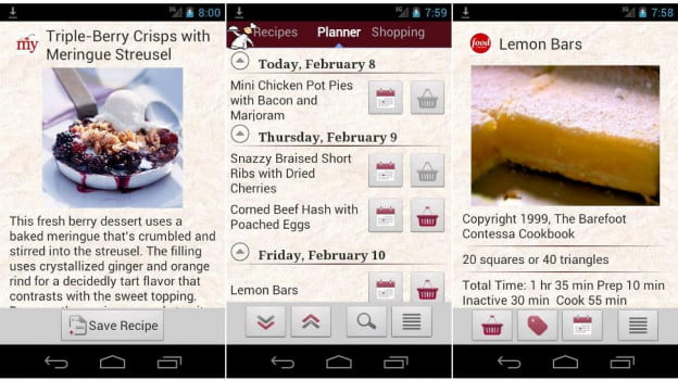 What's-for-Dinner-Recipes-Android-apps-screenshot