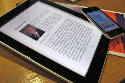 What's the Story ebook on iPad and iPhone