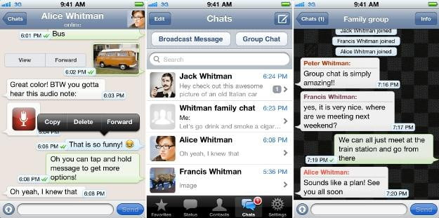 Free Chat Room Apps For Blackberry