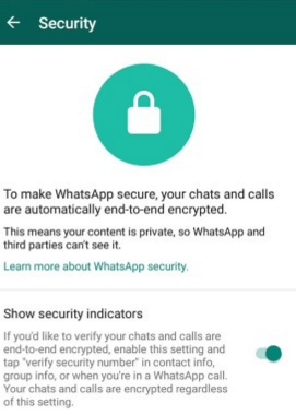 whatsapp facebook beta