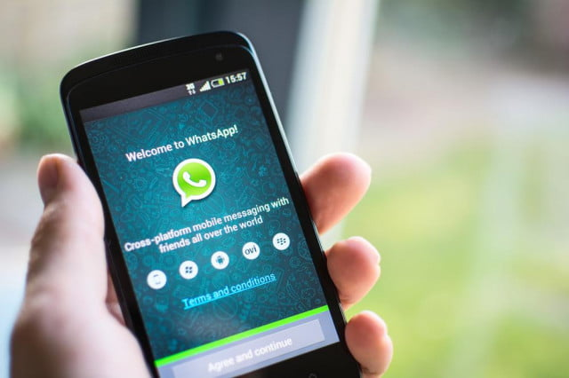 messaging apps traffic double  whatsapp