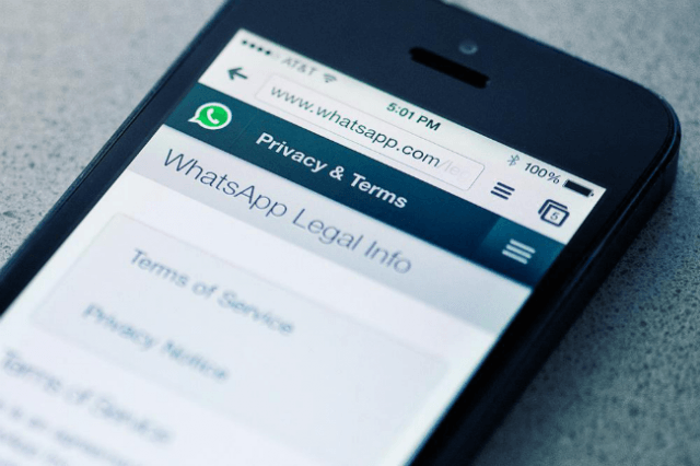 WhatsApp Facebook Privacy