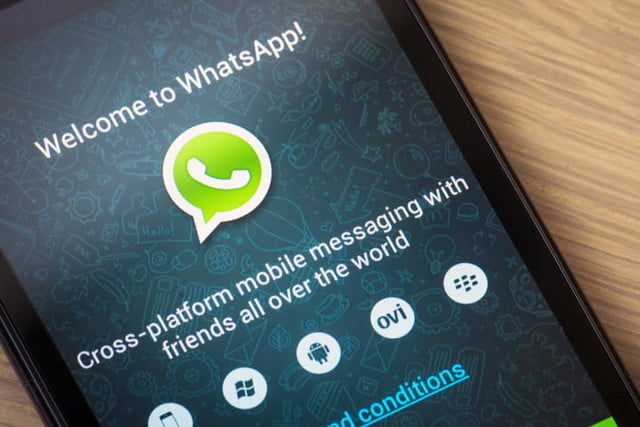 whatsapp facebook beta phone feature