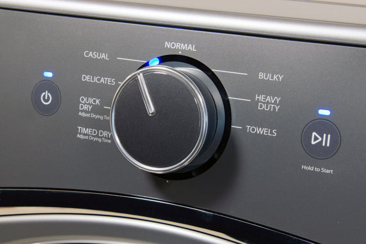 whirlpool wed  hedc review dryer closed