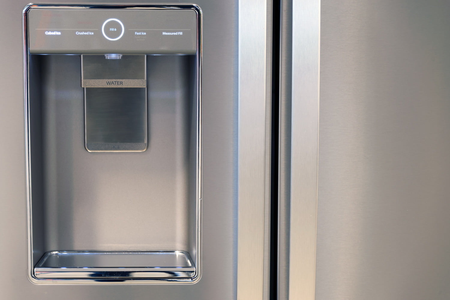 whirlpool 36 inch french door fridge review warehouse. Black Bedroom Furniture Sets. Home Design Ideas