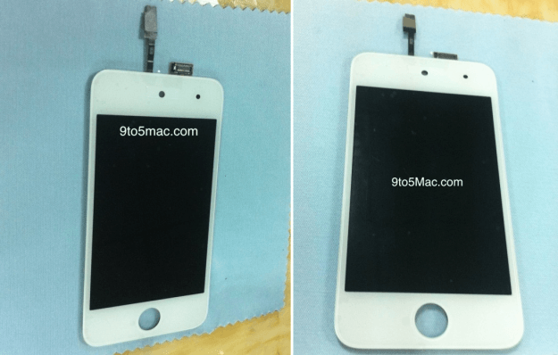 white ipod touch full