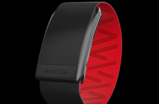 whoop wearable focus on athlete recovery