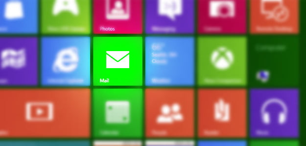 Why won't my email work in windows 8 gmail