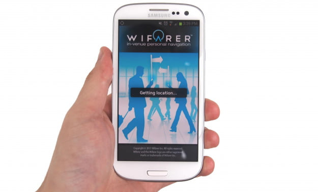 Wifarer app for Android