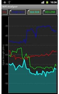 wifi analyzer kindle fire app