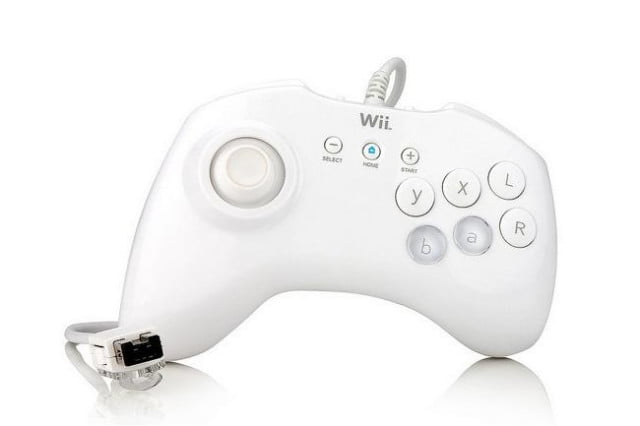 wii u gets fight pad controller time super smash bros