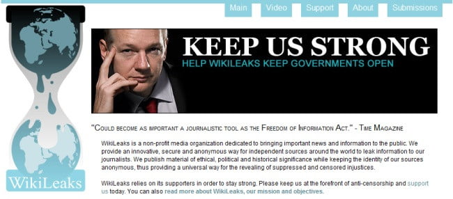 wikileaks-homepage-keep-us-strong