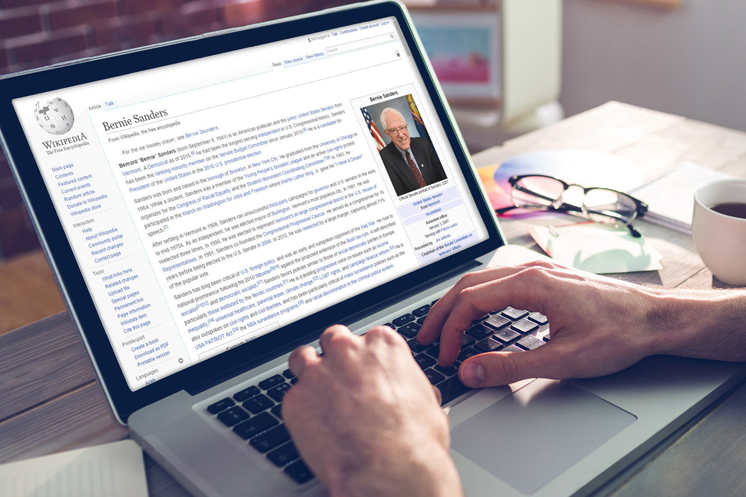 how to get a wikipedia page for your company