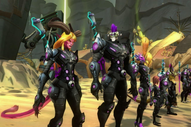 wildstar free to play wildstarlineup