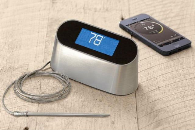 wiliams sonoma smart thermometer takes the guesswork out of cooking