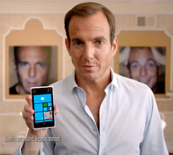 Will Arnett Windows Phone 8