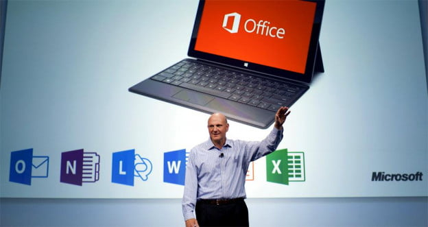 Will Microsoft Office 2013 Steve Ballmer