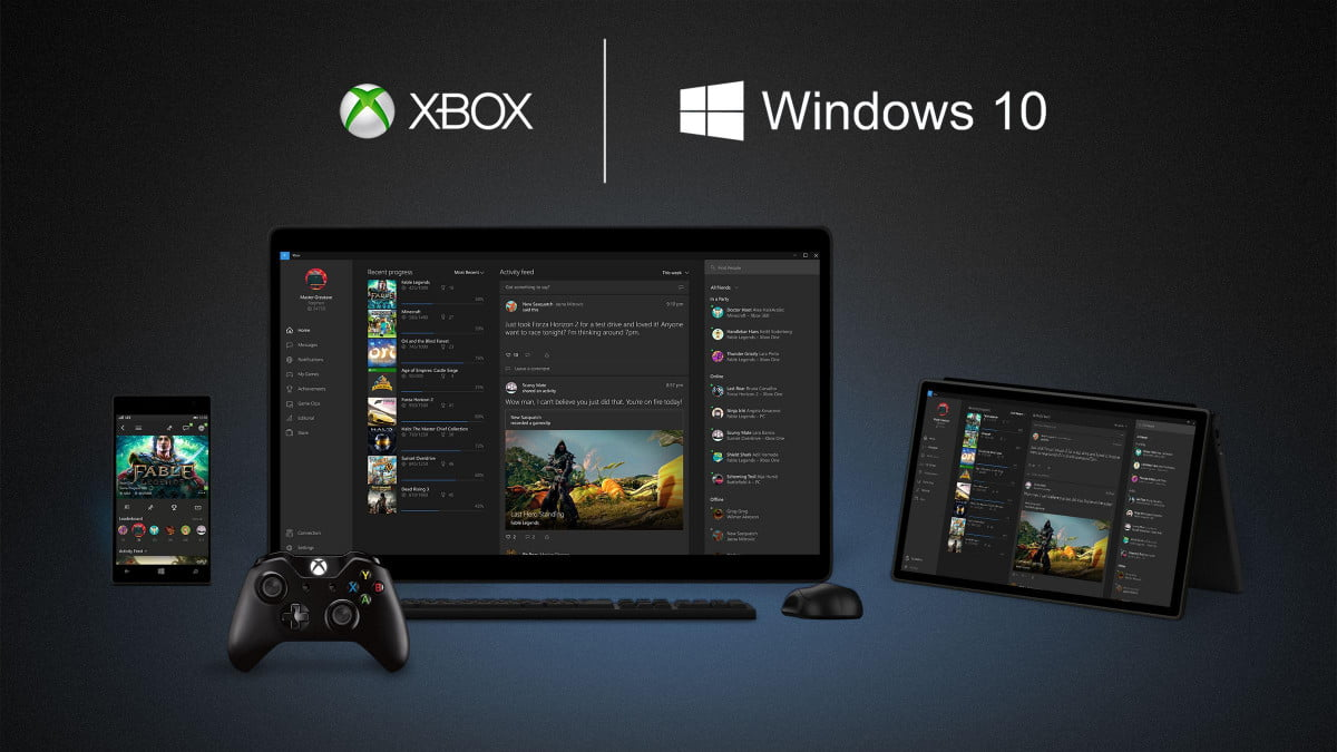 gamedvr xbox one features confirmed windows  s app win devices print