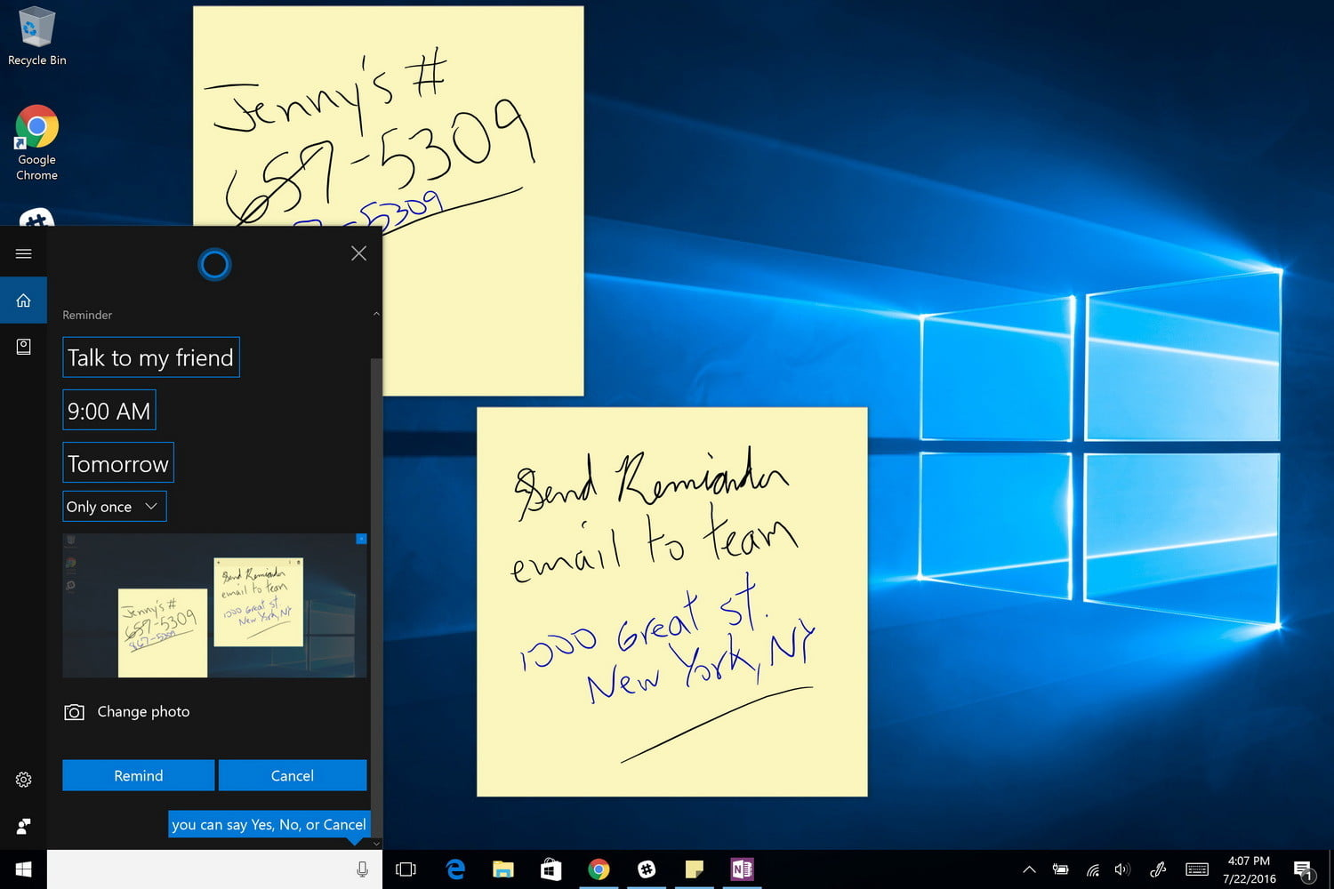 Windows 10 anniversary update hands on digital trends for Windows 10 update