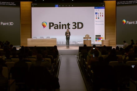 Microsoft demonstrates 3D