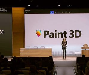 Microsoft embraces 3D with new Paint, PowerPoint features in Creators Update
