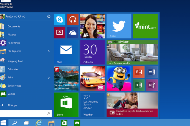 microsoft hopes to lure non genuine users with a flashy windows  upgrade