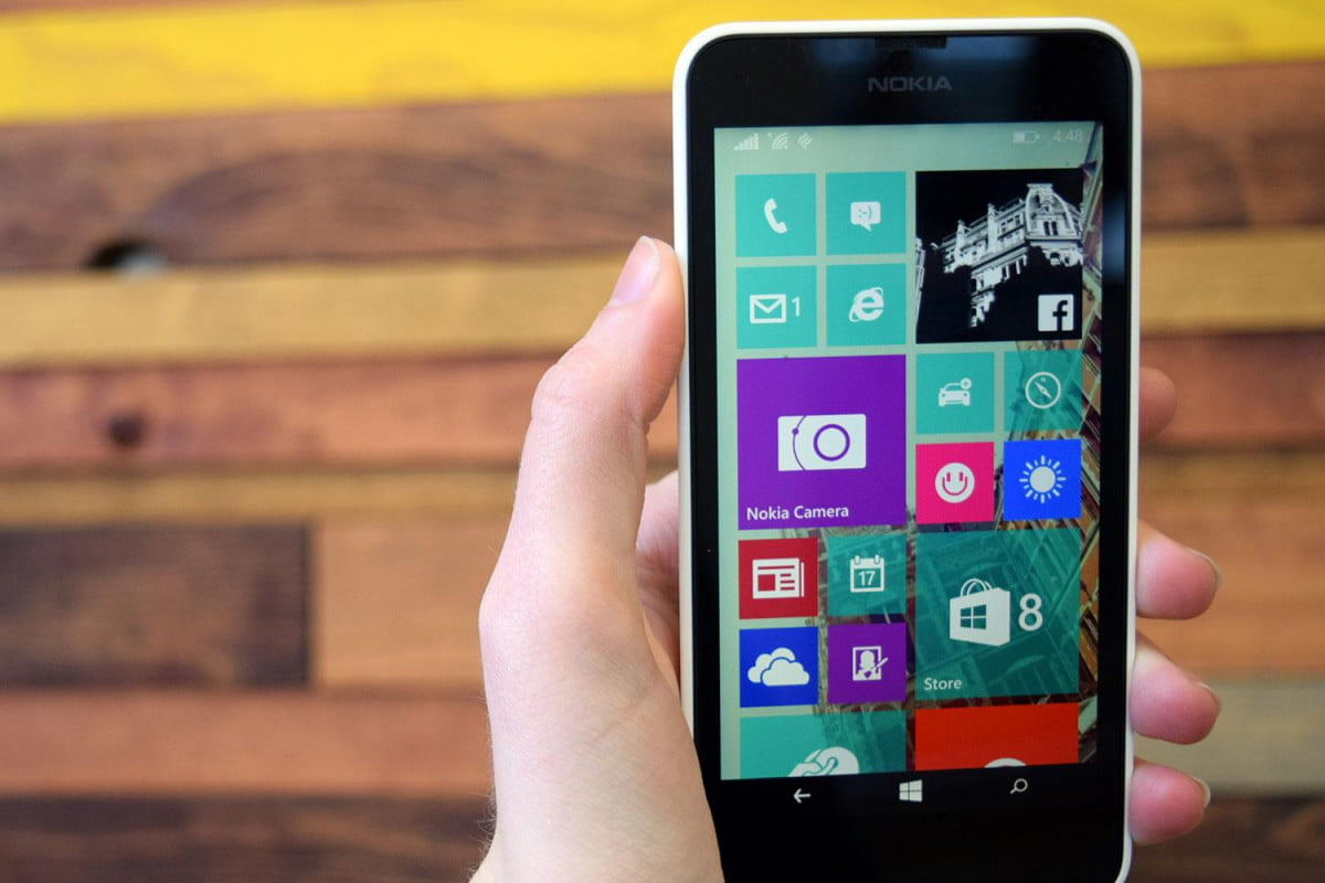 windows  build supports more lumia devices