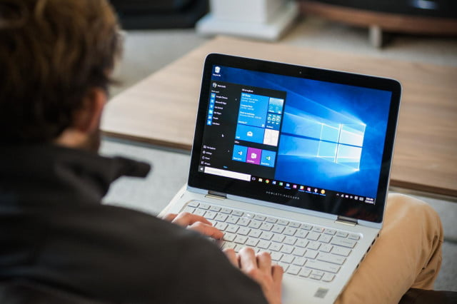 windows  market share percent restores the desktop to dominance but cortana and edge need work