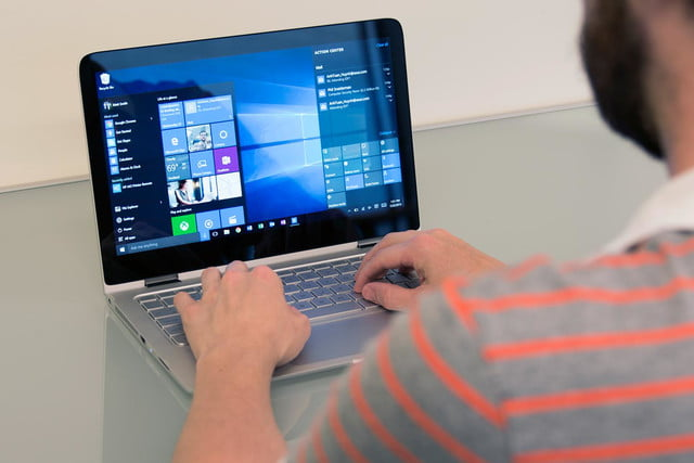 microsoft accidentally installs windows  on some systems review desktop experience