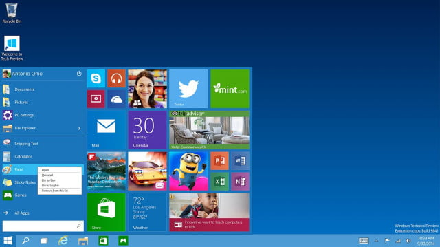 Windows 10 will return Microsoft's focus to the desktop, which could bolster traditional PCs.