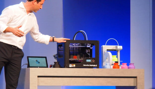 Windows 8.1 3D Printing