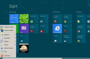 Windows 8.1 Everything you need to know start button