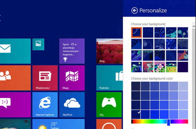 Windows 8.1 Everything you need to know windows 8.1 Aesthetic improvements