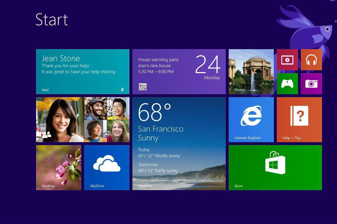 windows  gets official release date of october hits shelves homescreen
