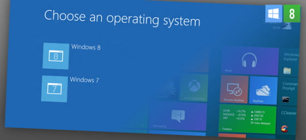 How to Dual Boot Windows 7 & 8