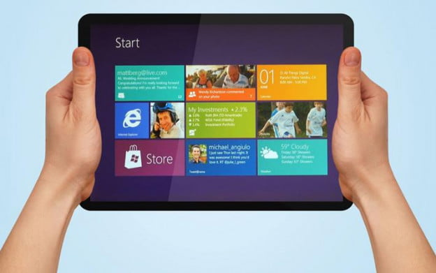 Will Windows on ARM challenge the iPad where Android has failed